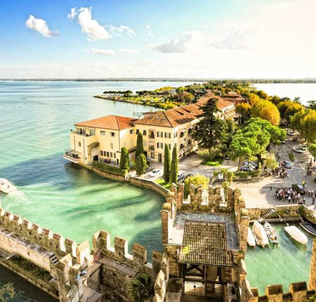 Sirmione, the pearl of Lake Garda