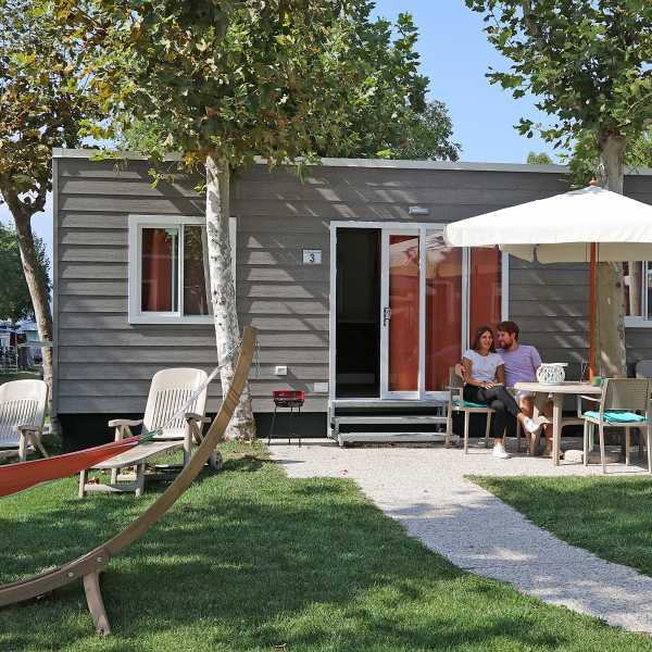 August in Mobilhome - from € 120 per night!